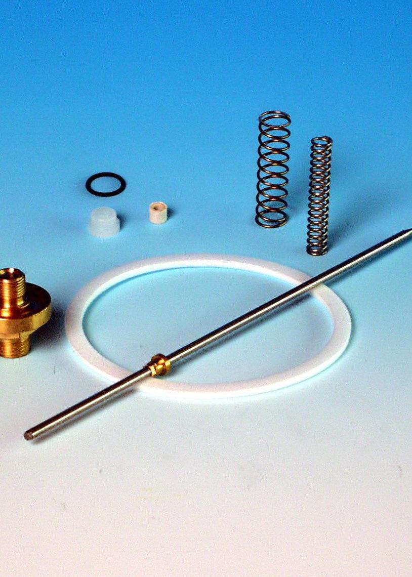 Reparatur-Set Druckbecherpistole für 1-l-Dosen