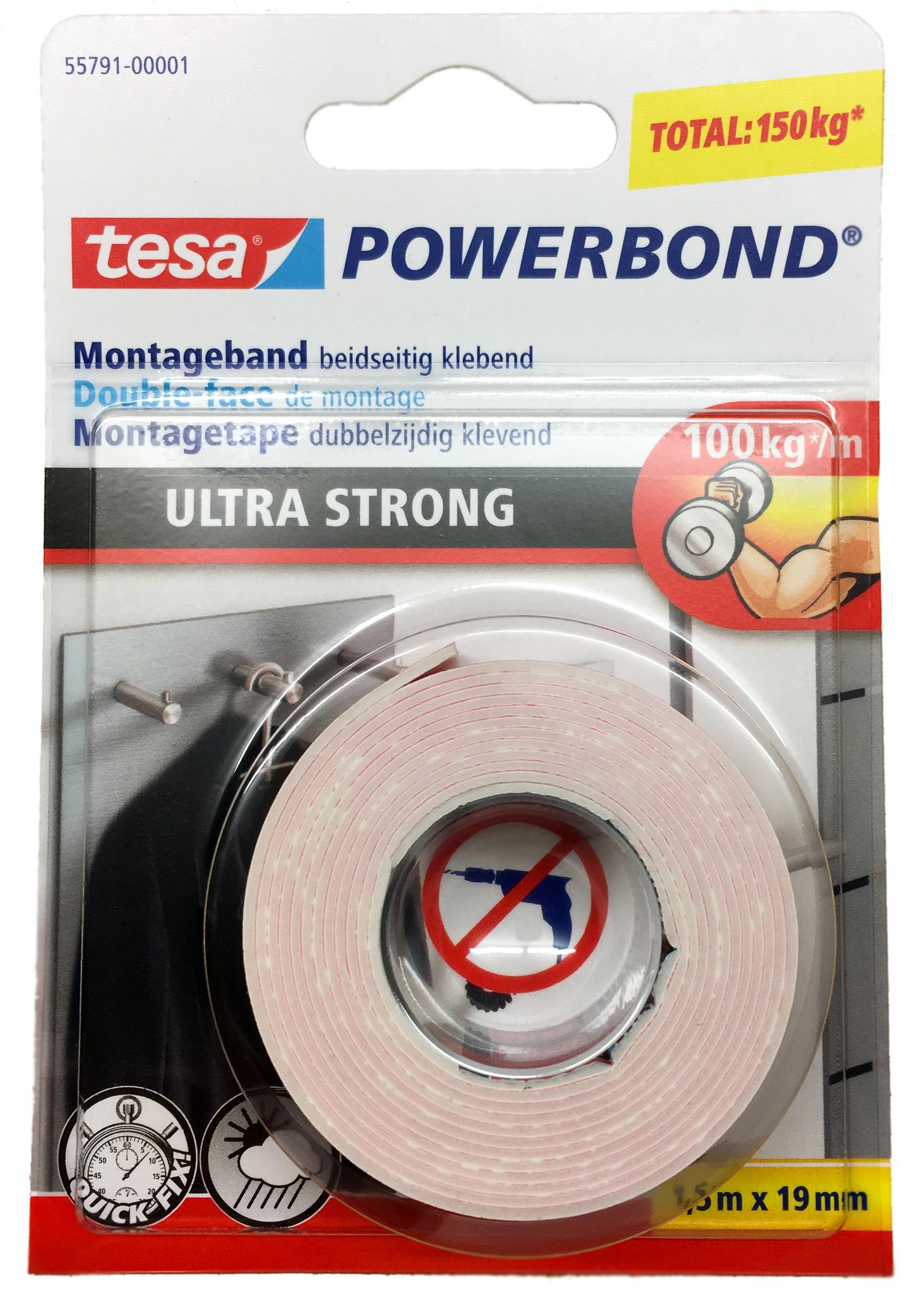 Doppelklebeband Ultra Strong