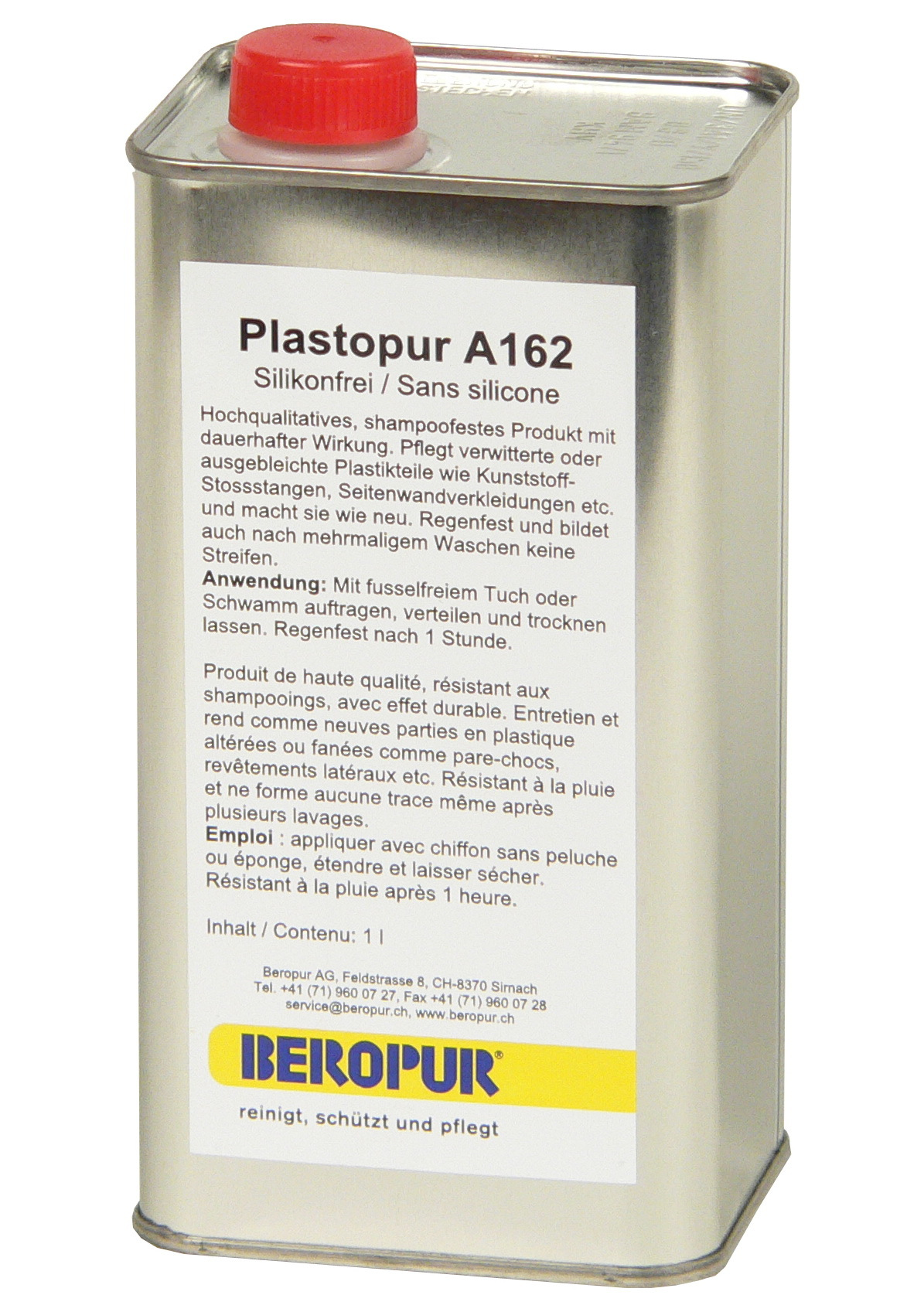 Plastopur Kunststoffpflege A162