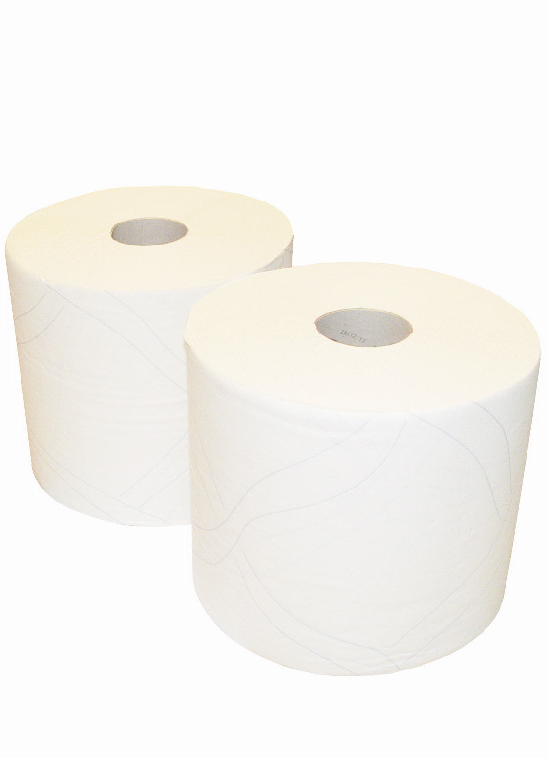 Tork-Papier 2-lagig A189, 2 Rollen à 750 Blatt
