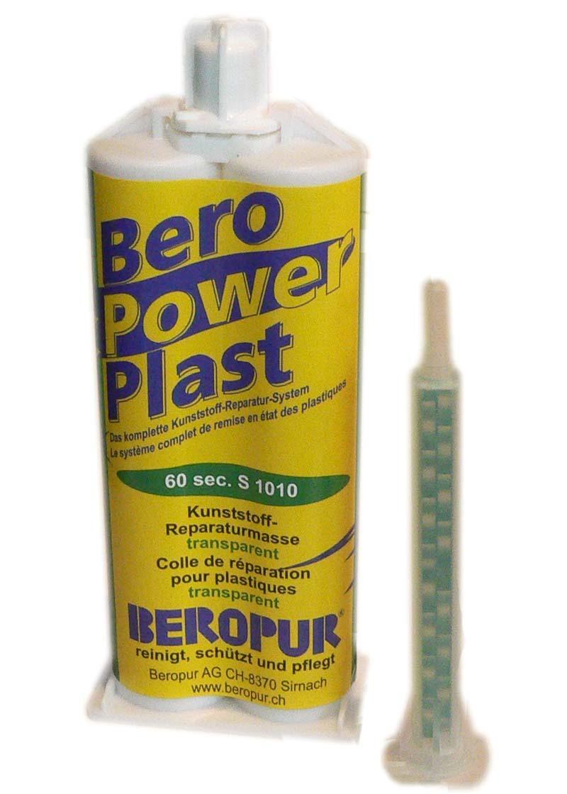 5 Stück Beroplast S1010 transparent